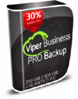 Viper Backup PRO-250 Discount Voucher - Click to discover