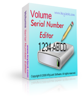 Volume Serial Number Editor UNLIMITED License Sale Voucher - SALE