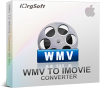 50% Deal WMV to iMovie Converter