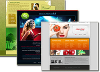 Web Templates (Each Web Templates) Voucher Sale - Click to uncover