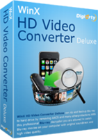 WinX HD Video Converter Voucher Deal