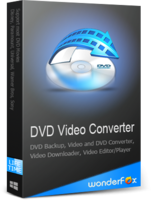 WonderFox DVD Video Converter - Life-Time License Voucher Sale