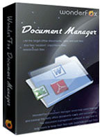 15 Percent WonderFox Document Manager Voucher Sale