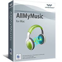20% Discount on Wondershare AllMyMusic for Mac
