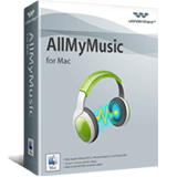 Wondershare Allmymusic for Mac Discount Voucher