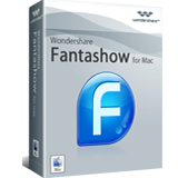 Wondershare Fantashow for Mac Voucher Sale - Click to find out