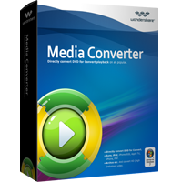 5% Wondershare Media Converter for Windows Voucher