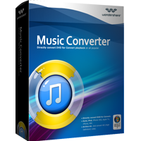5% Voucher on Wondershare Music Converter for Windows