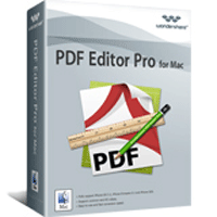 20% off Wondershare PDF Editor Pro for Mac