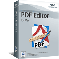 5% Wondershare PDF Editor for Mac Voucher Code