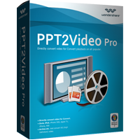 5% Deal Wondershare PPT2Video Pro for Windows