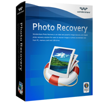 5% Wondershare Photo Recovery for Windows Voucher