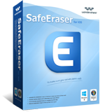 Wondershare SafeEraser Voucher Sale