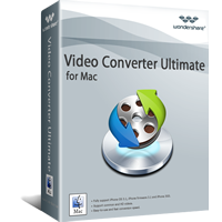 Wondershare Video Converter Ultimate for Mac 5% Discount