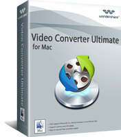 Wondershare Video Converter Ultimate for Mac Voucher Code