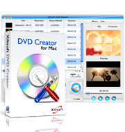 20% Off for Xilisoft DVD Creator 6 for Mac