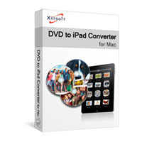 15 Percent Xilisoft DVD to iPad Converter for Mac Voucher Sale