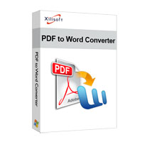 50% Discount Xilisoft PDF to Word Converter