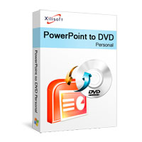 50% Deal Xilisoft PowerPoint to DVD Personal