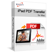 20% Voucher Xilisoft iPad PDF Transfer for Mac