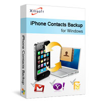 20% voucher Xilisoft iPhone Contacts Backup