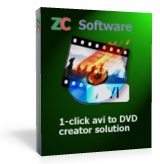 15% Off ZC AVI to DVD Creator Voucher