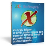 ZC DVD Ripper Voucher Deal