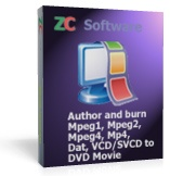 Special 15% ZC MPEG to DVD Burner Voucher Discount