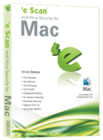 eScan Anti-Virus Security for Mac Voucher - Instant Deal