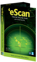 eScan Internet Security Suite with Cloud Security Voucher Code