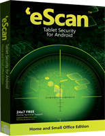 eScan Tablet Security for Android Voucher Discount