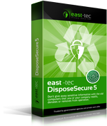 15% east-tec DisposeSecure 5 Voucher
