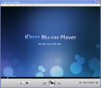 iDeer Blu-ray Player for Windows (Full License + 2 Year Upgrades) Voucher Deal - SALE
