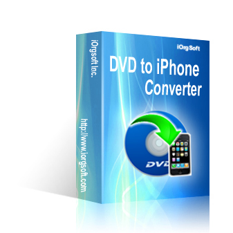 40% Discount for iOrgSoft DVD to iPhone Converter Voucher