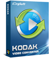 Enjoy 40% iOrgSoft Kodak Video Converter Discount