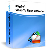 50% Discount for iOrgSoft Video to Flash Converter Voucher