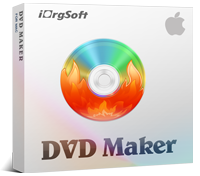 Receive 50% iOrgsoft DVD Maker for Mac Deal