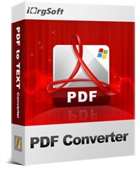 40% Savings on iOrgsoft PDF Converter Voucher