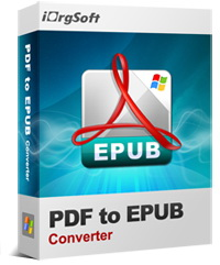 50% discount for iOrgsoft PDF to Epub Converter