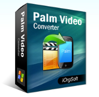 50% iOrgsoft Palm Video Converter Discount
