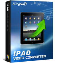 iOrgsoft iPad Video Converter 40% Voucher
