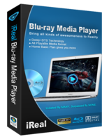 iReal Blu-ray Media Player Discount Voucher - EXCLUSIVE