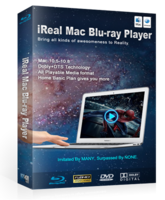 iReal Mac Blu-ray Player Discount Voucher - 15%