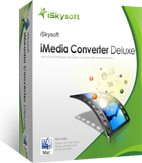 iSkysoft iMedia Converter Deluxe for Mac Voucher Discount