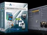 mediAvatar AVI MPEG Video Converter Discount Voucher
