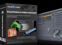 mediAvatar PowerPoint to Video Converter Business Voucher Discount