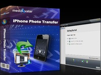 mediAvatar iPhone Photo Transfer Voucher - 15%