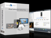 mediAvatar iPod Software Suite Pro for Mac Voucher