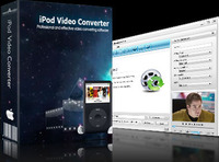 mediAvatar iPod Video Converter for Mac Voucher Sale