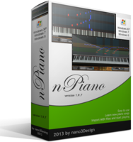 nPiano 1.9.7. Voucher - SPECIAL